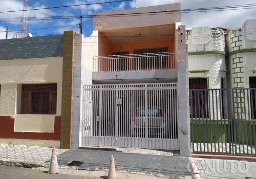 Casa com 5 quartos na rua são josé, 140, centro, juazeiro