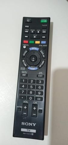 Controle remoto original smart tv sony