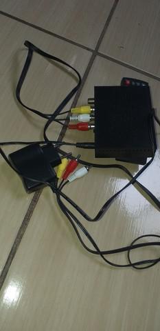 Conversor digital de tv keo full hd gravador digital