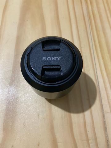 Lente sony 50mm f1.8 oss e-mount