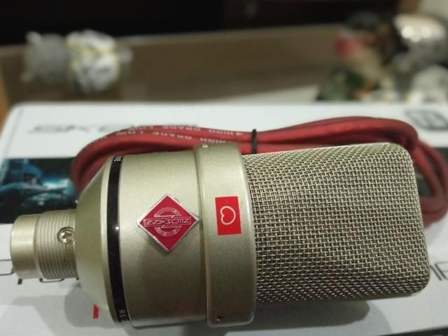 Microfone condensador tlm 103/ idêntico. produto novo.