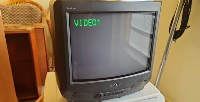 Tv sony 14 polegadas