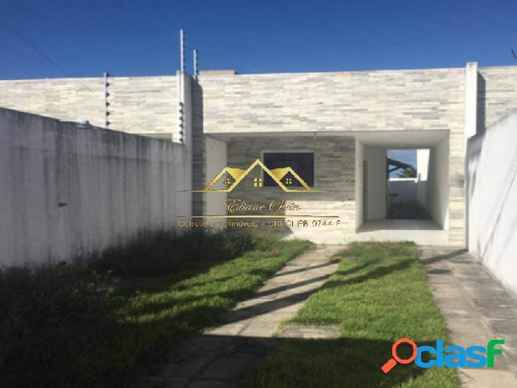Casa em carapibus - litoral sul da paraíba