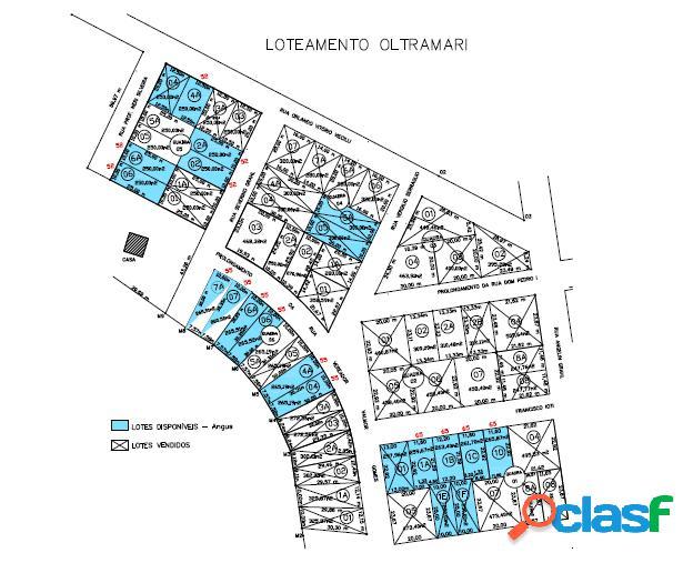 Lotes - centro - próximo a prefeitura de nova prata do iguaçu