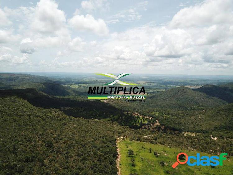Fazenda paracatu mg, reserva, pecuária, 1.073,94 ha, r$ 9.634,46 por ha