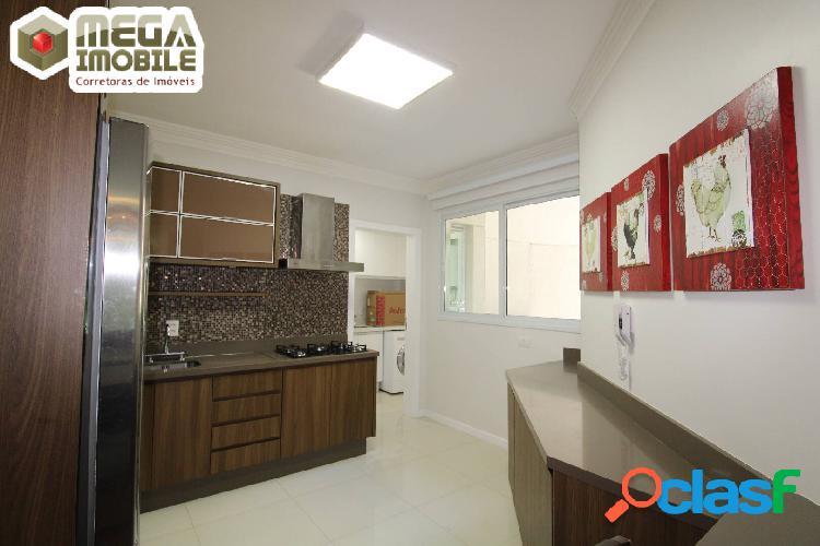 Apto 128m2, 4 dormitorios, lazer, área verde, vista livre, itacorubi,