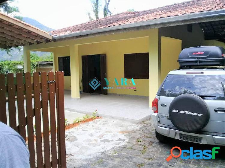 Casa com 2 dorms, perequé mirim, ubatuba - r$ 359 mil, cod: myr/98