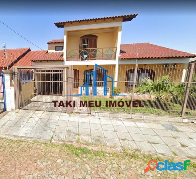 Casa com 3 dormitórios e 4 vagas no bairro parque santa fé em porto alegre