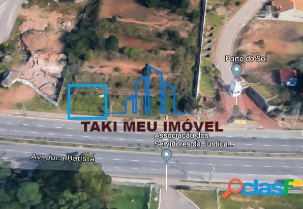 Área comercial e residencial: ante projeto para construção 09 lojas comerci
