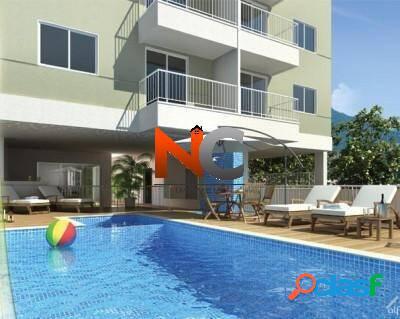 Apartamento com 2 dorms, praça seca, rio de janeiro - r$ 406.503,00- codigo: 144