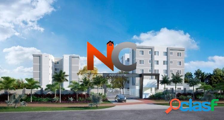 Residencial flor de laranjeira -mrv- apartamento com 2 dorms - r$ 165 mil.