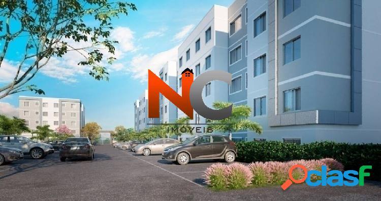 Residencial Flor de Laranjeira -MRV- Apartamento com 2 dorms - R$ 177 mil. 1