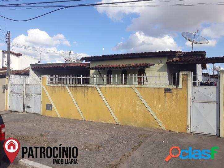 Casa residencial à venda, joão paulo ii, feira de santana-ba