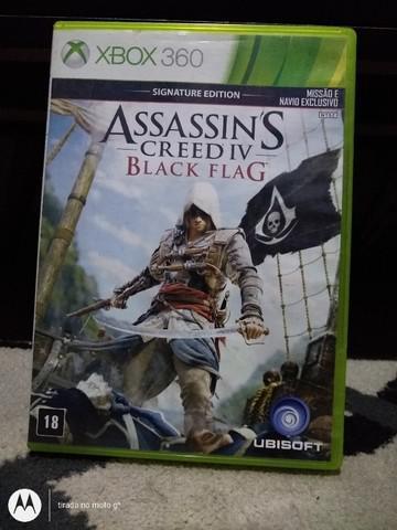 Assassins creed iv black flag signature edition para xbox