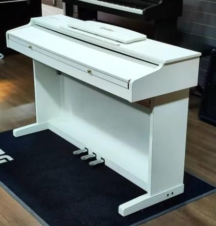 Piano digital waldman kg8800 - preto ou branco + nota fiscal