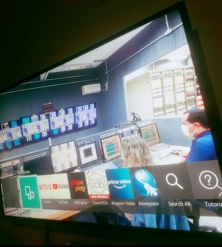 Smart tv samsung 49 netflix youtube