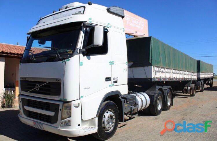Caminhão volvo fh12 540 6x4