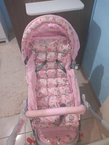 Carrinho bebê