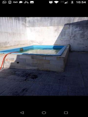 Casa na praia com piscina e edicula em mongaguá -03