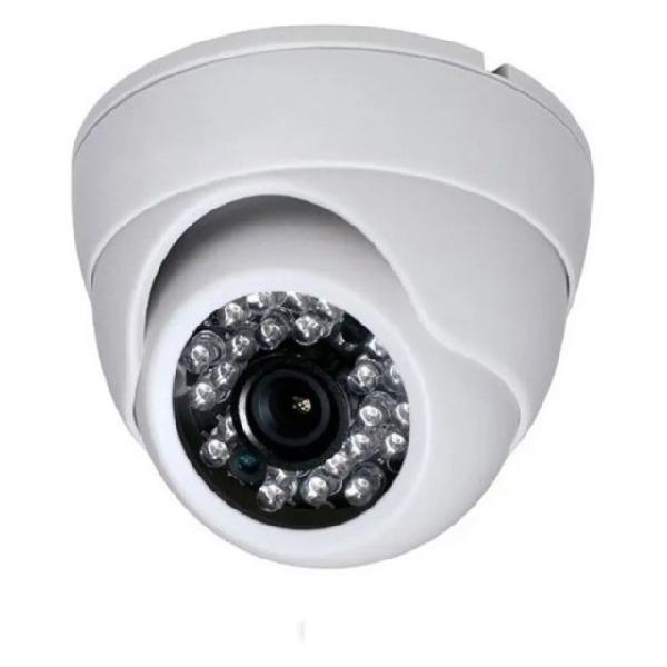 Câmera dome hd digital infravermelho ahd digital 3.6mm