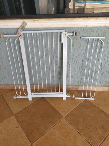 Grade / portão de proteção