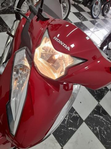 Honda biz financio e parcelo em 18 x 799, no cartão