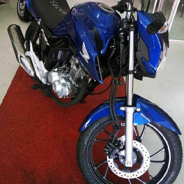 Motos honda cg160 titan fan bros twister 250 biz pop xre