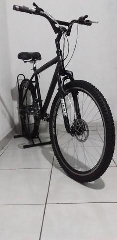 Bike aro 26 suspencao freio disco