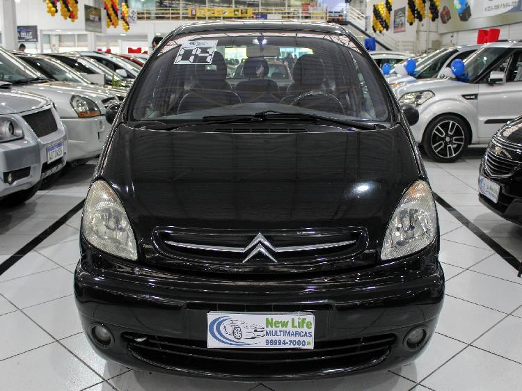 Citroën xsara picasso 2.0 glx preto 2004/2004 - são paulo