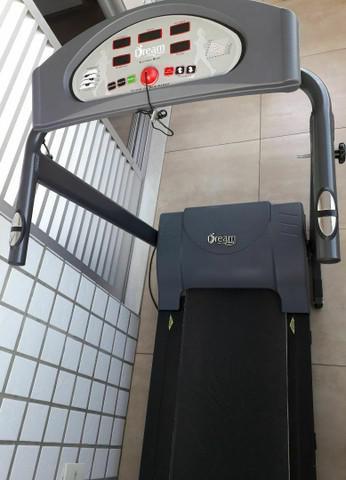 Esteira eletrônica dream fitness