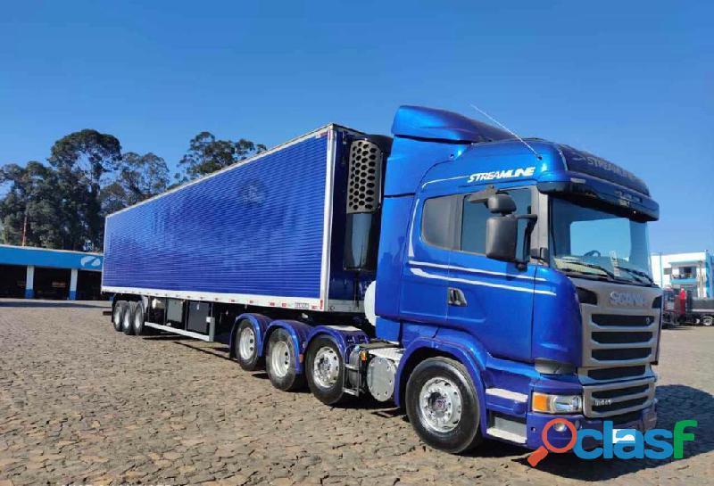 Caminhão scania r440