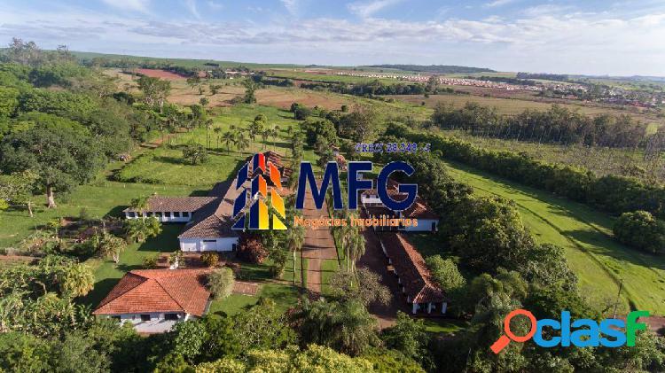 Fazenda em piraju (288 alqueires)