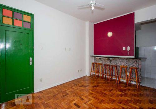 Apartamento para aluguel - botafogo, 2 quartos, 57 m² - rio
