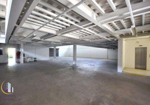 Prédio para alugar, 1970 m² - barra funda - são paulo/sp