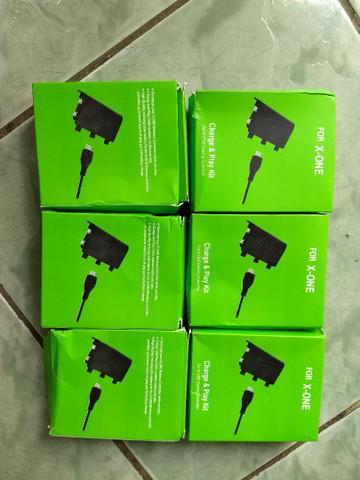 Bateria controle xbox one novo aceito cartao pix entrego