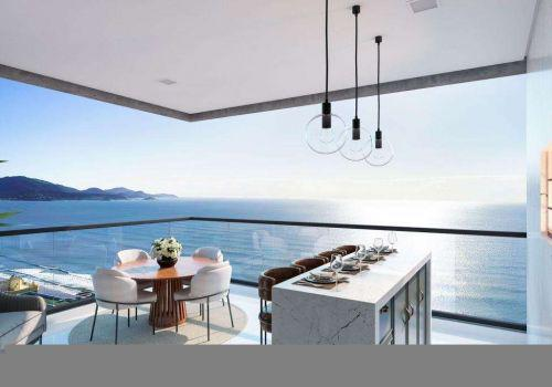 Excelente apartamento na quadra mar