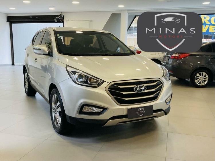 Hyundai ix35 2.0 gl prata 2017/2017 - são paulo 1681406
