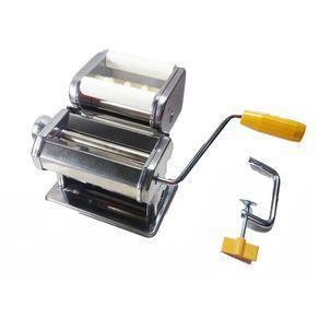 Maquina fazer macarrão ravióli massa caseira cilindro