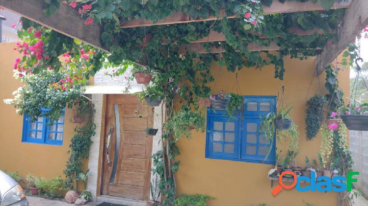 Casa em santana do parnaíba - analisa permuta com imóvel no litoral!