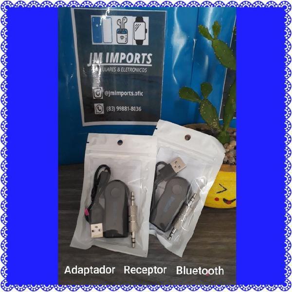 Adaptador receptor bluetooth