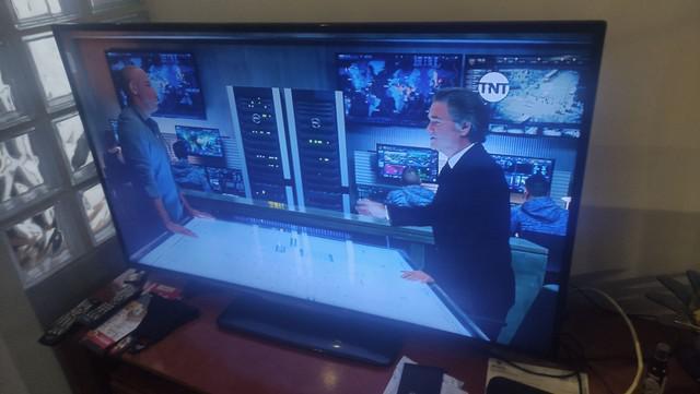 Tv philips 47 pol, não é smart