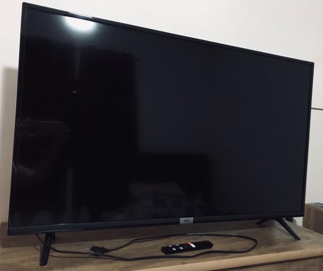 Tv TCL PANASONIC 43? Android