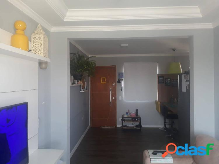 Lindo apartamento grande reformado á venda - av. waldemar tietz / cohab 1