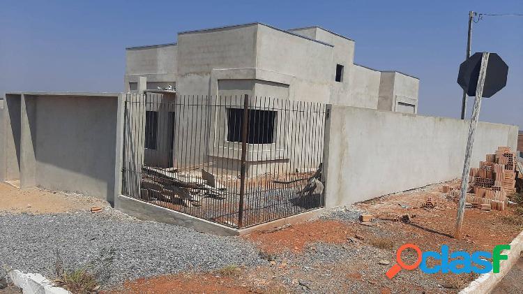 CASA EM CONSTRUÇÃO NO BAIRRO JARDIM AURORA II EM SORRISO-MT 2