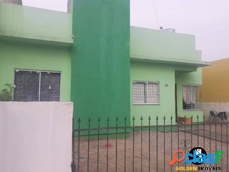 Casa 2 dormitórios bairro centro de tijucas sc