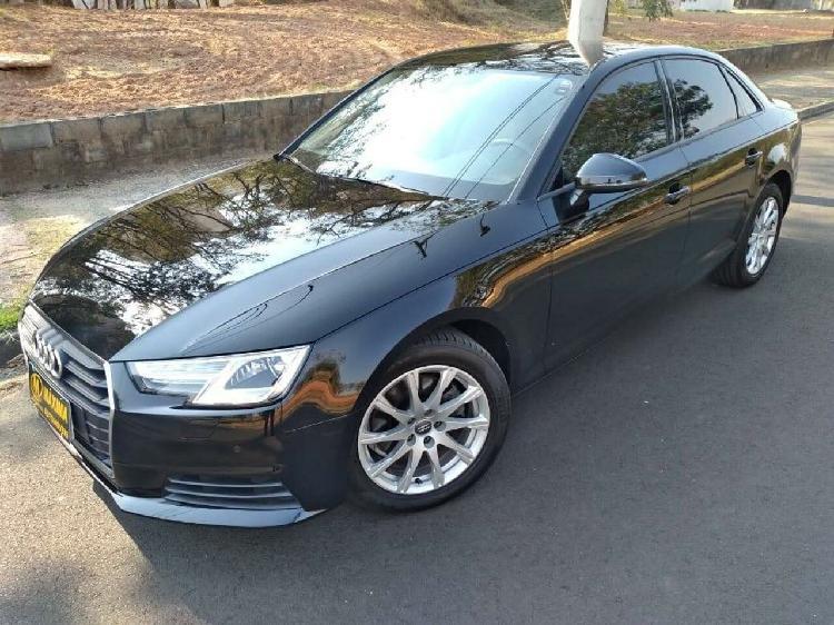 Audi a4 2.0 ambiente preto 2018/2018 - são paulo 1684919