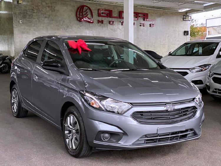Chevrolet Joy 1.0 SPE4 Prata 2019/2020 - São Paulo 1682793