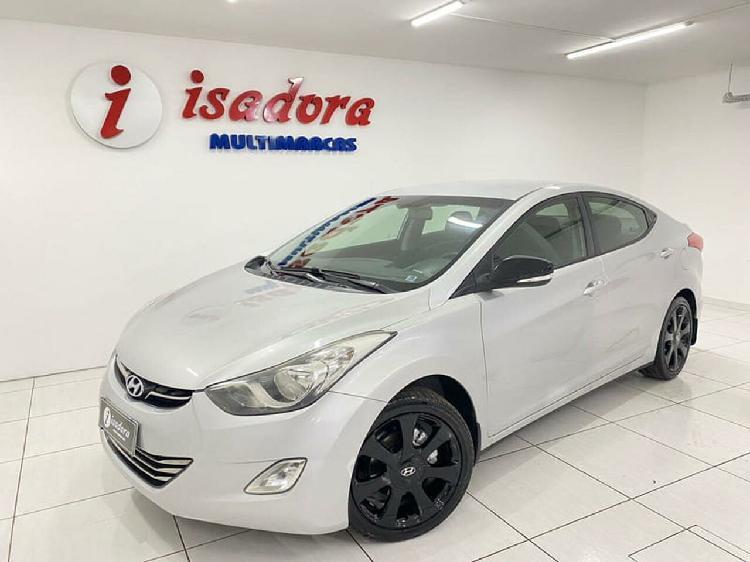Hyundai elantra 1.8 gls prata 2011/2012 - guarulhos 1684822