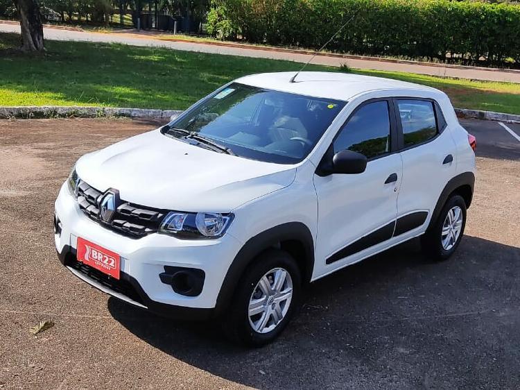 Renault Kwid 1.0 ZEN Branco 2021/2022 - Brasília 1682768