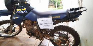 VENDO - XLX 350 R -TRILHA